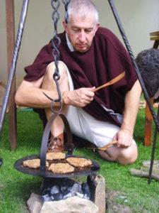 priprema hrane u rimsko doba