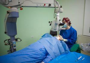 operacija oka