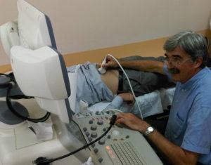 Dr Sekulović radiolog