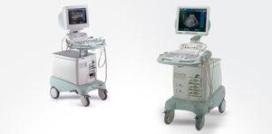 My lab 50 Esaote ultrasound unit