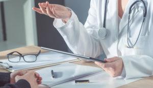 konsultacije sa doktorom- provera terapije i opšteg stanja